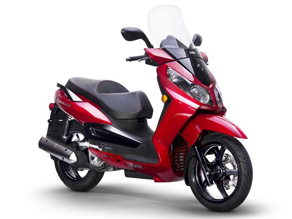 Sym Citycom 300i Scooter